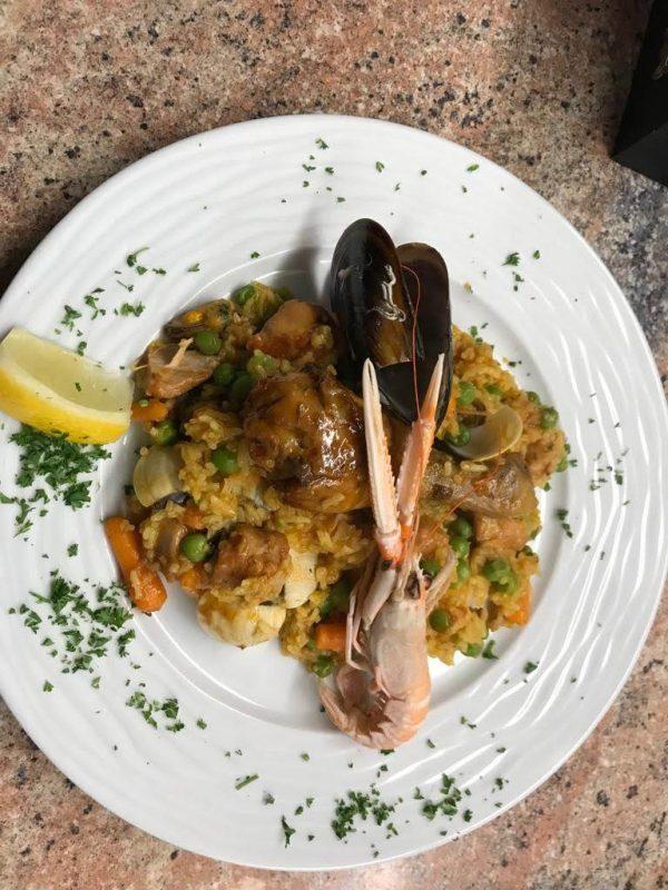 Paella, Tapas & Sangria 14.8.20
